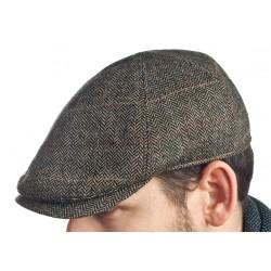 Gorra estampado espiga