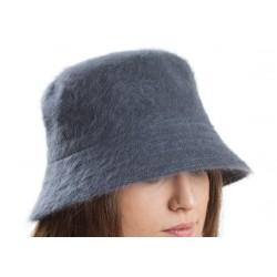 Sombrero gris pelito