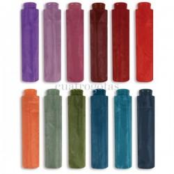 Paraguas plegable colores