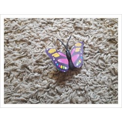 Pinza Butterfly