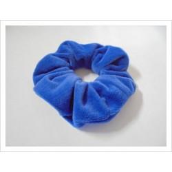 Coletero aterciopelado azul