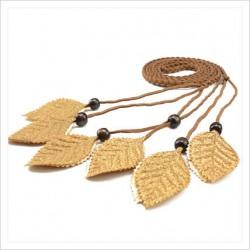 Cinturón Parsifal dorado