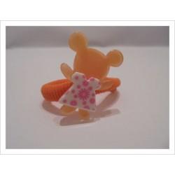 Coletero ratita naranja