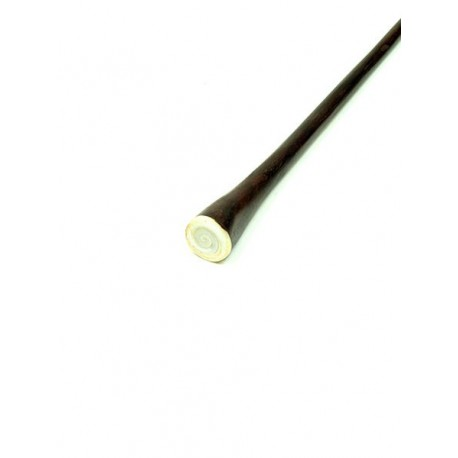 Pincho de madera con estrella