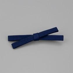 Pasador lazo azul