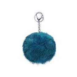 Colgante bolso azul