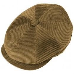 Gorra pana marrón claro