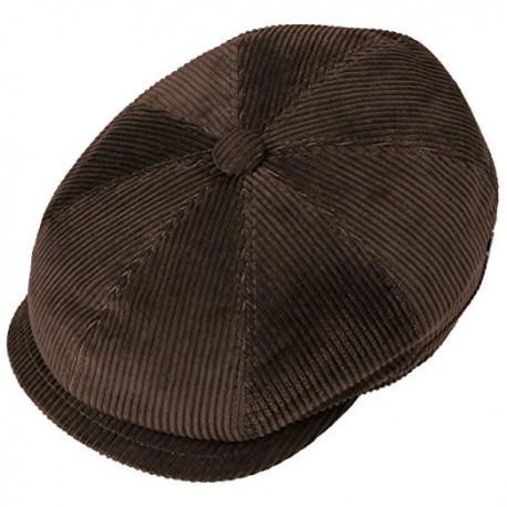 Gorra pana marrón
